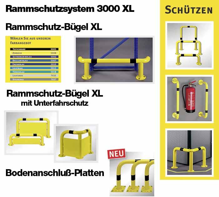 Rammschutz 3000XL