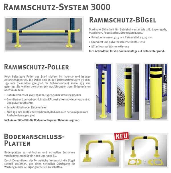 Rammschutz 3000