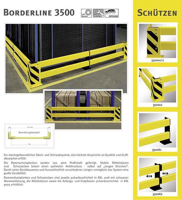 Rammschutz Borderline