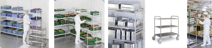 Gastronomie und Labor