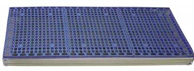Fachboden SUPER 1 mit Kunststoffpaneele 1200 x 500 mm