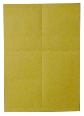 Papier für Scanner-Schiene H39, gelb