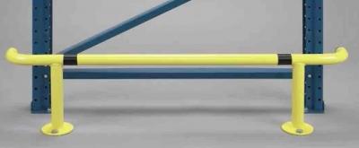 Rammschutzbügel 3000 für Regaldurchfahrt H=600 mm, L=1250 mm