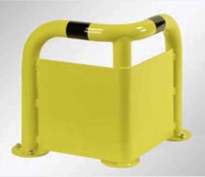 Rammschutzbügel 3000XL 90° H=600 mm mit Unterfahrschutz