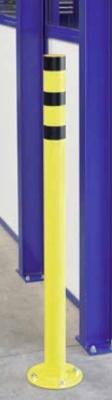 Rammschutzpoller zum Aufdübeln D=76 mm