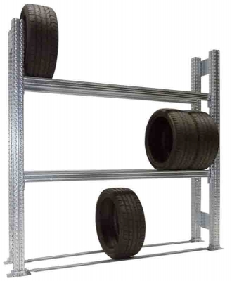 Aktionsangebot Reifen-Grundregal TS 2700 für PKW-SUV + Offroad-Räder
