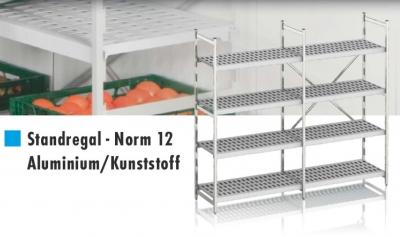 Angebot Aluminiumregal N12 L=1775 mm