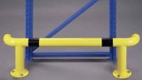Rammschutzbügel 3000XL Regaldurchfahrt H=350 mm, L=1250 mm