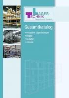 Gesamtkatalog Lagertechnik PDF. Zum download auf die Detailseite gehen.