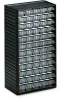 Kleinteilmagazin Serie 550 mit 60 Schubladen