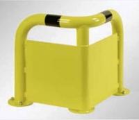 Rammschutzbügel 3000XL 90° H=350 mm mit Unterfahrschutz