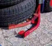 Aktionsangebot Reifenkarre mit Stützrädern