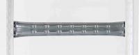 Rohrtraversen für Regalsystem SUPER 1-2-3