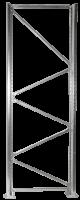 Palettenregalrahmen SUPERBUILD SB75 2000 x 1100